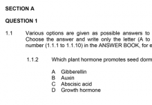Grade 12 Life Sciences 2015 CAPS Paper 1 Q&A | Mindset Learn