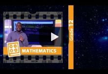 Grade 11 Mathematics | Mindset Learn